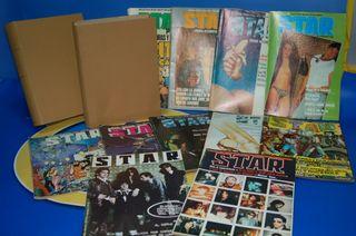 Revista Comic STAR -prensa alternativa 1976
