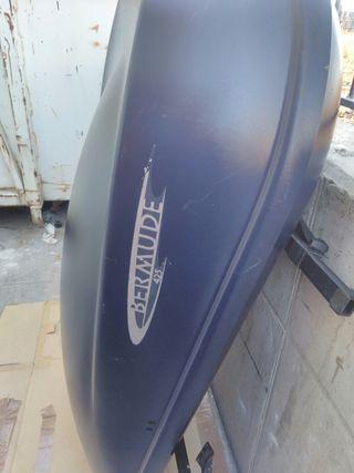cofre porta equipajes Bermude