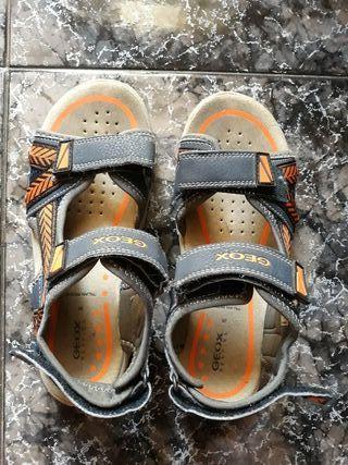 Sandalias de niño Geox T-36