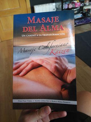 Libro Masaje Californiano Kaizen