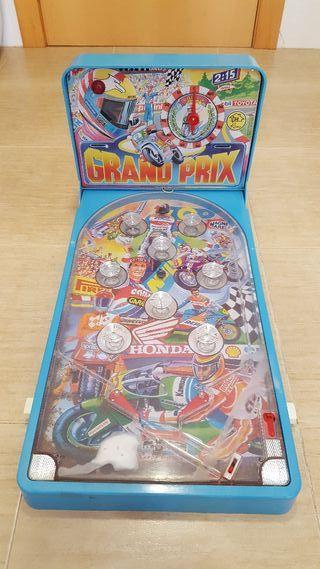 juguete antiguo pinball
