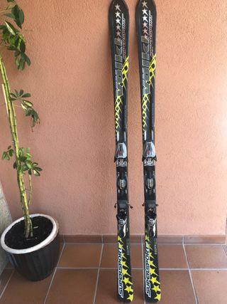 Esquís volkl supersport 6* 175 cm