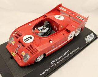 Alfa Romeo 33TT12 Targa Florio 1973 SRC