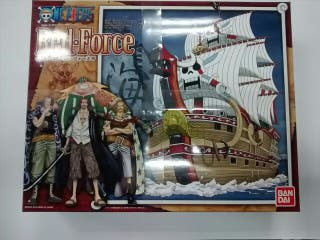Maqueta Red Force One Piece Plastic Model Kit