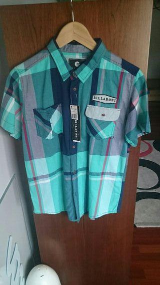 Camisa Billabong Niño