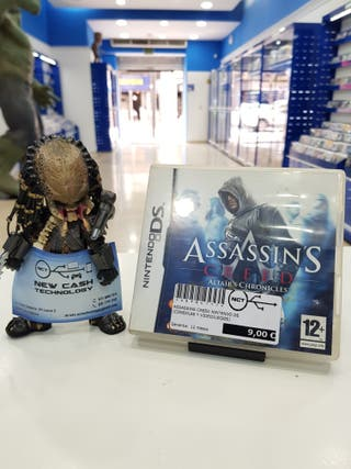 ASSASSINS CREED NINTENDO DS IMPECABLE