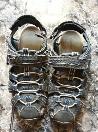 sandalias de niño Geox T-37
