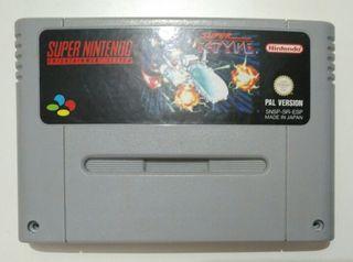 Juego Super NES - Super R-type