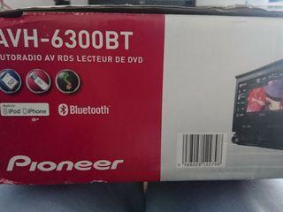 pantalla pioneer avh 6300bt