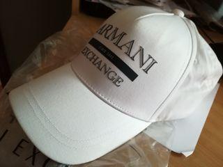 Gorra Armani de segunda mano en WALLAPOP 194ba0c339c