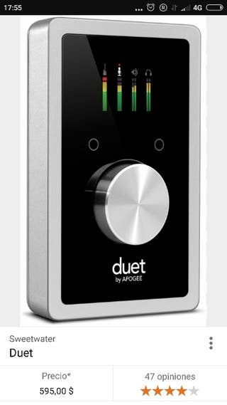 duet by apogee