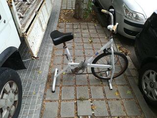 Bicicleta estatica clasica bh gacela
