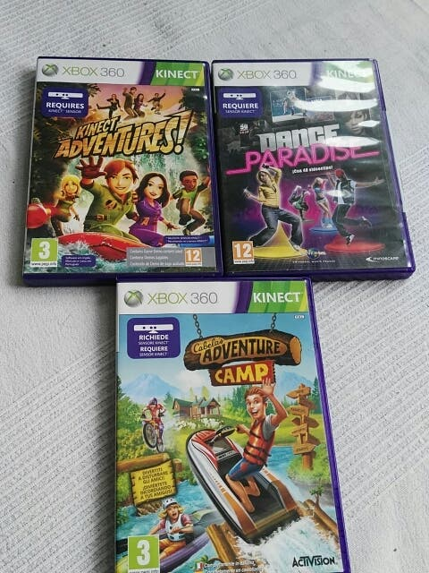 Juegos Para Kinect Xbox 360 De Segunda Mano Por 8 En Corredoria En