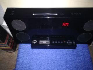 Microcadena HI-FI Sony CMT-Z100IR