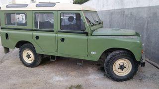 Land Rover santana especial 1981