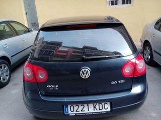 Volkswagen golf serie 5 2004