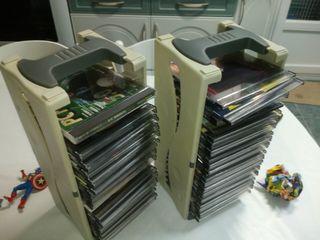 soporte para cds