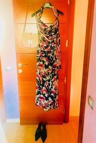 Vestido PURIFICACIÓN GARCÍA (Su PVO 490€).