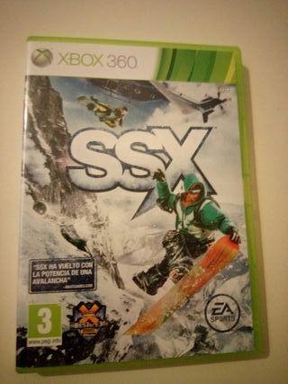 SSX PARA XBOX 360/LIVE