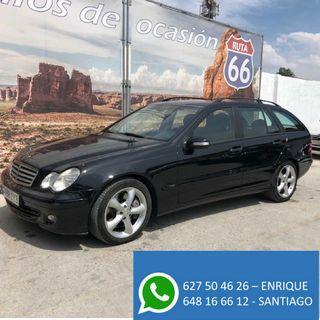 Mercedes Clase C C220 CDI