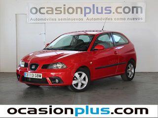 SEAT Ibiza 1.9 TDi Sportrider 74 kW (100 CV)