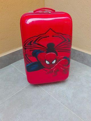 maleta junior spider man