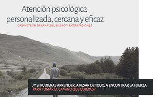 Atención psicológica personalizada