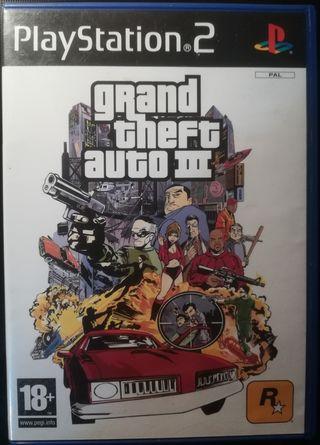 GTA III Grand Theft Auto