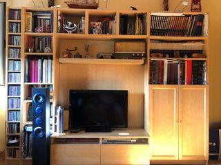 Mueble Billy de Ikea