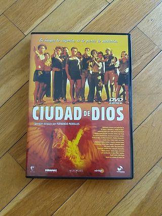 """Película """"Ciudad de Dios"""""""