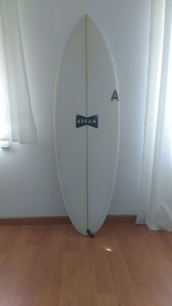 "Tabla Surf KREAM Pancho 5'6"" - 31,1l."