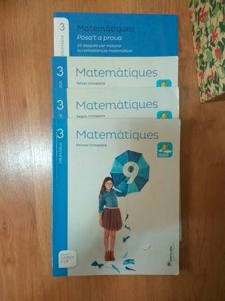 Libros de texto 3 primaria
