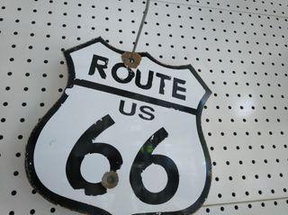 señales ruta 66 usa .