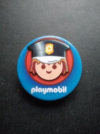 Playmobil chapa policía
