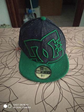 gorra marca descohousa new era
