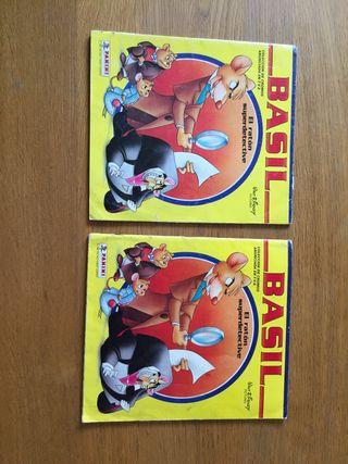 Álbum Basil panini