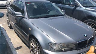BMW 320ci e46 coupe Restyling