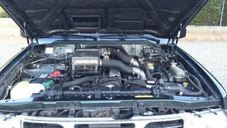 Nissan Patrol GR. TD 1999