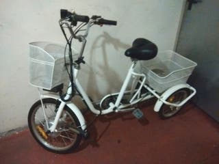 Triciclo Eléctrico CicloTEK (€ negociable)