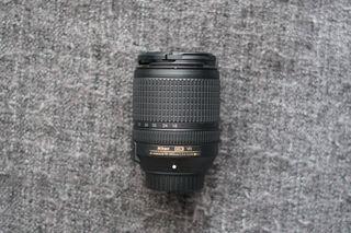 Objetivo Nikkor 18-140mm VR