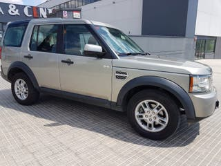 Land Rover Discovery 2010