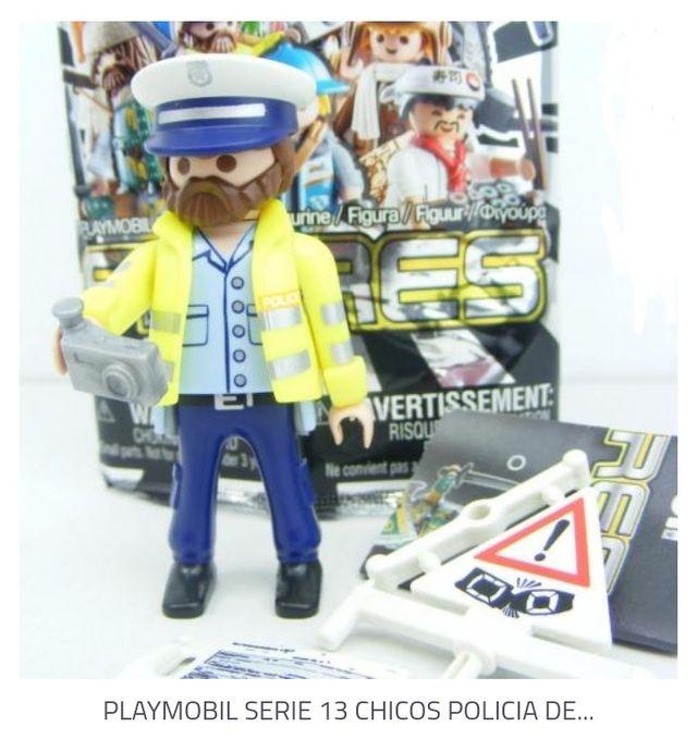 Playmobil policia de segunda mano por 2 en muro de alcoy for Playmobil segunda mano