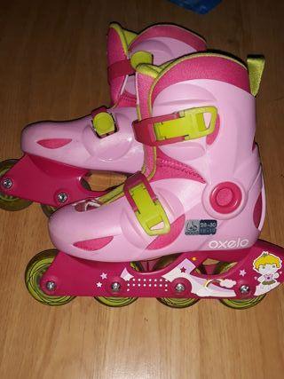 patines niña oxelo