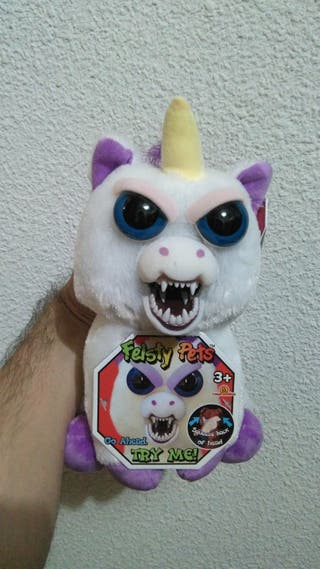 PELUCHES FEISTY PETS