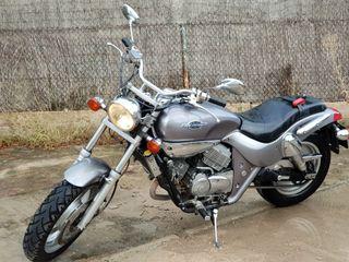 Moto kymco Venox 250cc