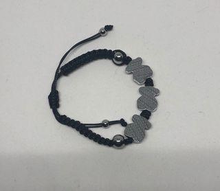 pulseras acero sin estrenar restos de tienda