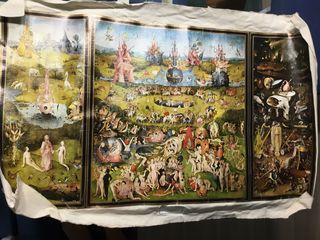 El jardín de las delicias o la pintura del madroño