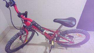bicicleta oregon 20 pulgadas