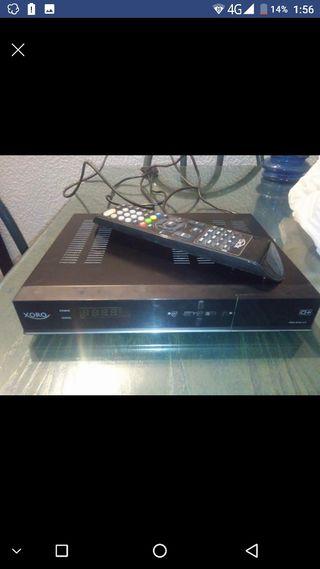 receptor television receiver