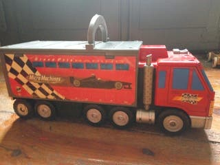 Micro Machines: Camion convertible
